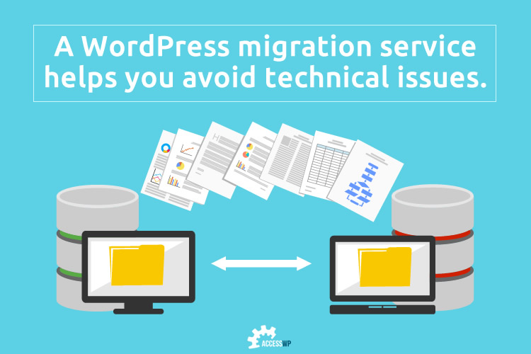 Image result for wordpress migration service