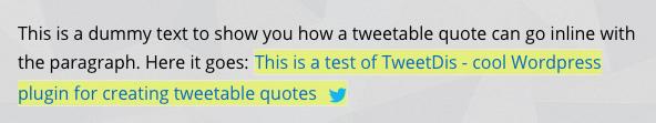 Best WordPress Plugins - TweetDis Hint Design